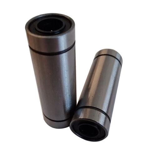 3D-LM8LUU-45mm de Largo Eje Lineal Rodamiento Impresora 1 un 8 Mm-Reprap CNC-LM8UU R8J8