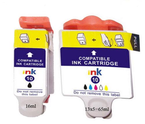 non-OEM remplace pour Kodak n° 10 ESP 7 ESP 9 Cartouches d'encre