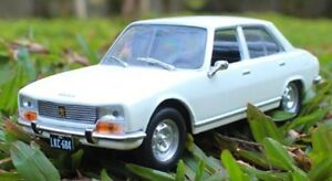 Peugeot 504 1969 Argentina Rare Diecast Scale 1 43 New Sealed With