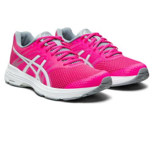 Asics Womens Gel-Exalt 5 Running Shoes Trainers Sneakers Pink Sports