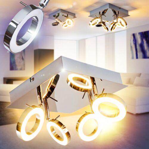 Verstellbare LED Luxus Decken Leuchte Wohn Schlaf Zimmer Flur Dielen Beleuchtung
