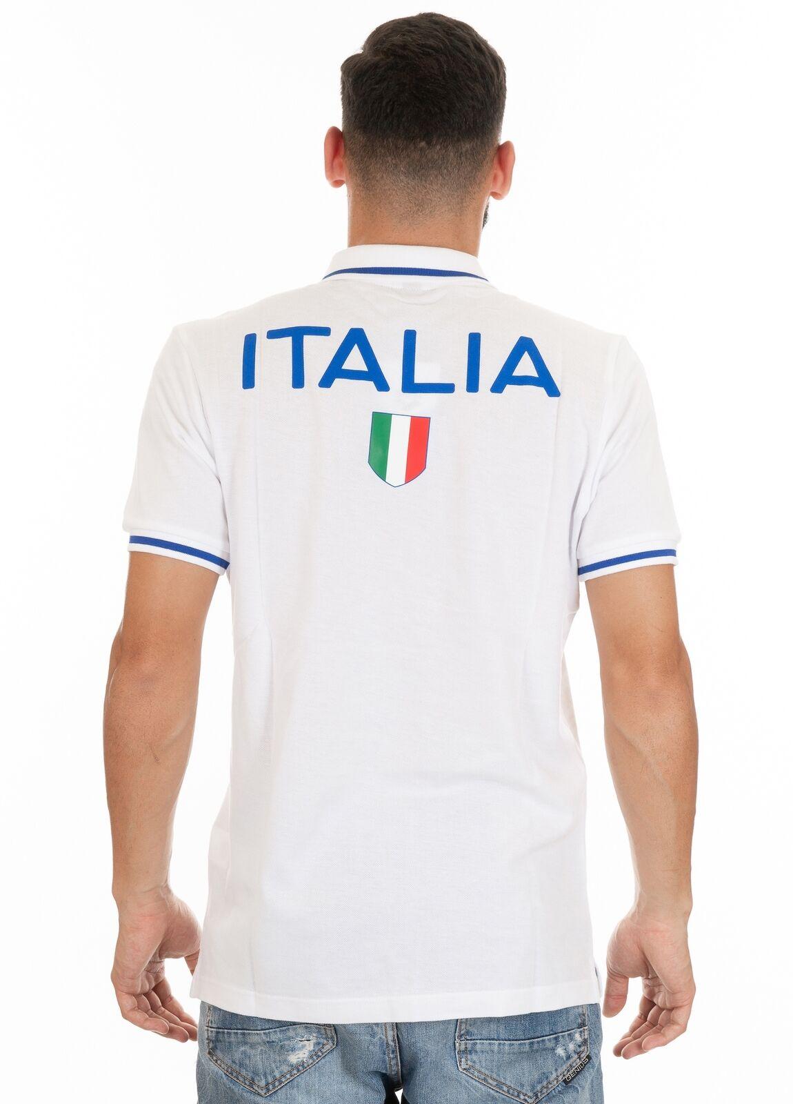 ARENA - POLO ITALY FIN S S - 001014108 - bianca
