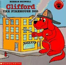 Clifford: Clifford the Firehouse Dog by Norman Bridwell (1994, Paperback)