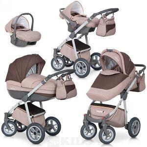 kinderwagen kombi set 3in1 mondo greyline babyschale wanne. Black Bedroom Furniture Sets. Home Design Ideas