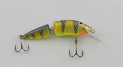 LURE GOLD ASSAN WOBBLER JOINTED-G 6,0cm 4,0g FLOATING 100/% HAND JOB made of wood
