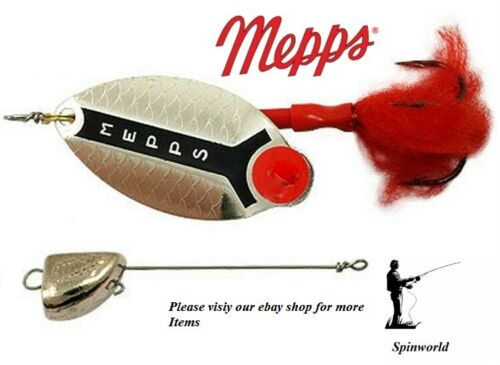 Mepps Lusox VARIETY SIZES /& COLOURS  Spinners  weight in description