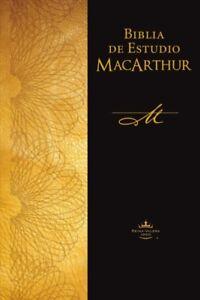 Biblia-de-Estudio-MacArthur-MacArthur-Study-Bible-Reina-Valera-1960-Hard
