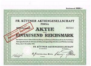 Fr-Kuettner-AG-Pirna-1934-1000-RM