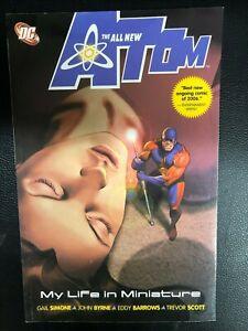 THE-ALL-NEW-ATOM-My-Life-in-Miniature-2007-DC-Comics-TPB-FINE-1st