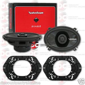 Rockford Fosgate PUNCH P14x Car Speakers