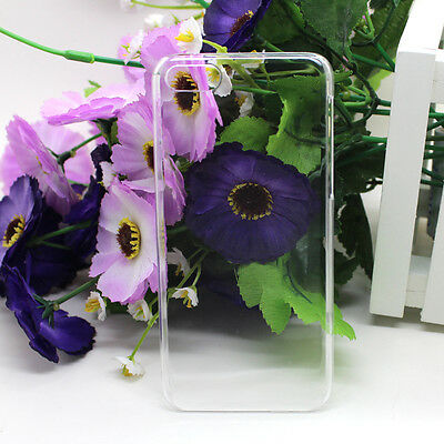 Transparent Plastic Protector Hard Case Cover For Phone 5C Phone Back Shell