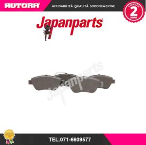 PA0015AF-G-Pasticche-freno-anteriore-Alfa-Romeo-Fiat-Lancia-JAPANPARTS