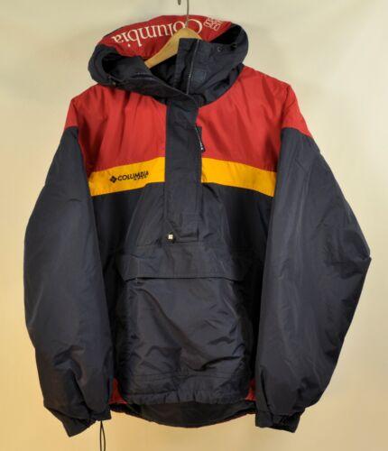 1 Over Isoleret Kvinder Sport Vintage Hooded Zip Jacket Pull 2 Medium Columbia xcqXBCwq