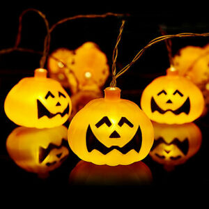 16-LED-Pumpkin-String-Lights-Halloween-Home-Decoration-Party-Indoor-Light-DIY