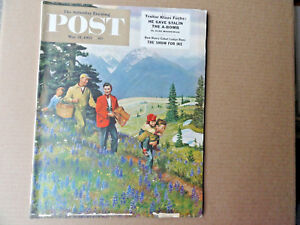Saturday-Evening-Post-Magazine-May-31-1952-Complete