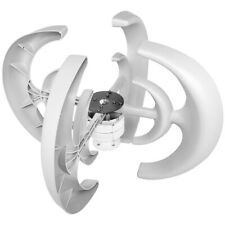 Vertical Wind Turbine Generator Kit 400w 4 Blades 24v Windward Lantern Axis
