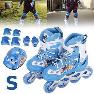 NEW-Inline-Skates-Roller-Skates-Lighted-Wheel-Best-Gifts-for-Kids-Girl-S-Size-BP