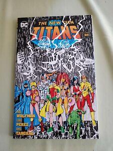The New Teen Titans Vol 6 TPB TP GN SC DC Comics OOP Graphic Novel Wolfman Perez