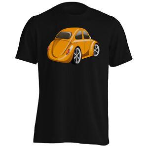 466a1bc68 surfer surfing Beetle Funny Vintage Art City Men's T-Shirt/Tank Top ...