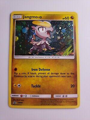 Jangmo-o SM40 Sun /& Moon Black Star Promo HOLO Pokemon Card EXCELLENT