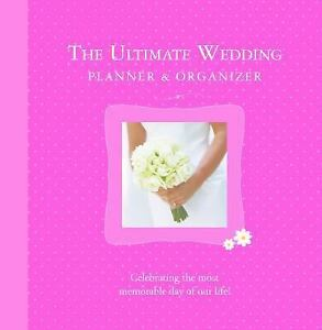 Image Is Loading The Ultimate Wedding Planner Amp Organizer