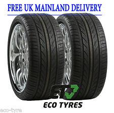 2X Tyres 225 35 ZR20 93W XL Delinte Thunder D7 Performance M+S E C 70dB