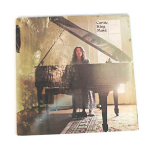 Music-by-Carole-King-Vinyl-LP-Ode-SP-77013-1971-Gatefold-with-Inserts
