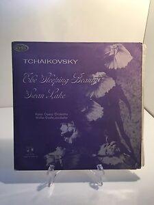 AM-2156-TCHAIKOVSKY-Sleeping-Beauty-Swan-Lake-Rome-Opera-Walter-Goehr-LP-Album
