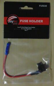 Jaylec-Fuse-Tap-Piggyback-Low-Profile-Blade-Fuse-Holder-for-Nissan-Toyota-Subaru