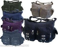 Tasche Damentasche Handtasche Stofftasche Schultertasche  NEU!!! Farbwahl