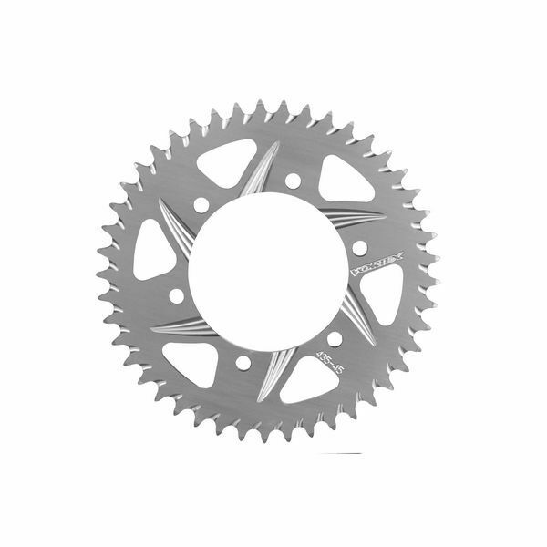 Vortex 523-53 Silver 53-Tooth Rear Sprocket