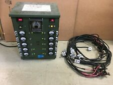 Power Products Military 10 Channel Battery Charger 12v P 10c 12 W Cables Read 3