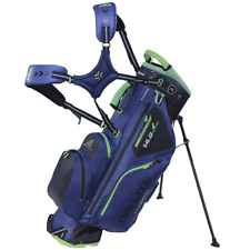 BIG MAX 2019 DRILITE HYBRID WATER RESISTANT 14 WAY DIVIDER GOLF STAND CARRY  BAG 8936c4d4414
