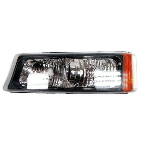 OEM Genuine GM Parking//Side Marker Light Assembly 03-07 Chevrolet GMC 15199556