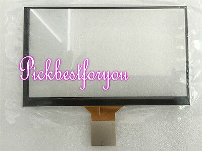 "NEW For I2C Linux XWC2031 7"" inch Touch Screen Glass #H186A YD"