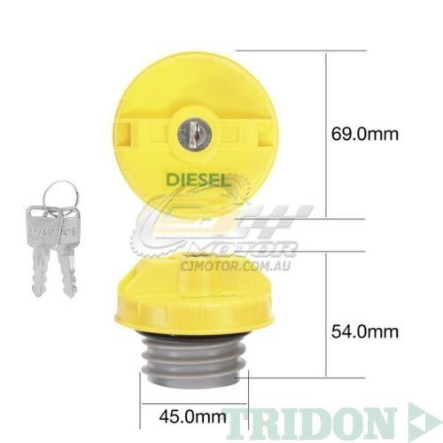 KUN26R 03//05-09//06 3.0L TRIDON FUEL CAP LOCKING FOR TOY Hilux Diesel KUN16R
