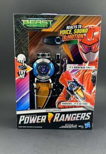 Power Rangers Beast Morphers Beast-X Morpher Kid Toy Gift