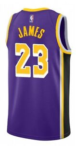 CANOTTA JERSEY COLLEZIONE BAMBINO KIDS-BASKET NBA-LOS ANGELES LAKERS ... d57060de1257