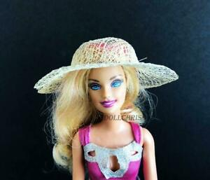 Vintage-Cinamay-Hats-Lot-of-12-Natural-4-034-size-for-Barbie-Dolls-Philippines-New