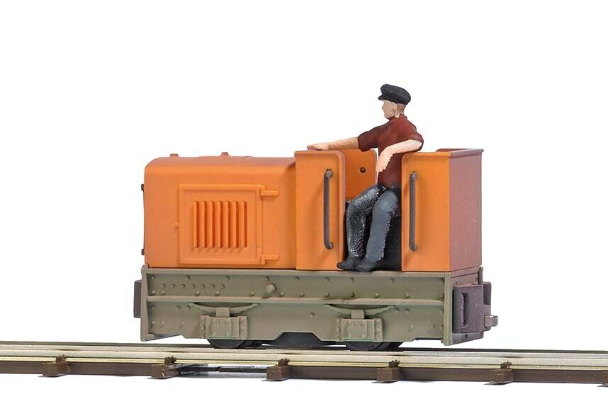 Busch 12181 - 1 87 - Diesel Locomotive   Gmeinder 15 18 - New