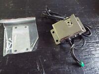 Hln4024b Box Mic Hang Up Mechanism Motorola Mitrek, Motrac And Micor Hand Mike