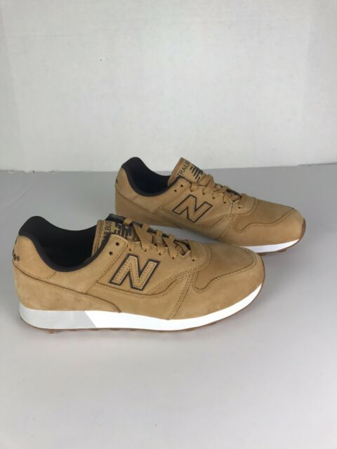 New Balance Mens Trail Buster Running Sneakers Size 10.5 Wheat Brown
