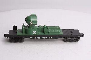 Lionel-Pennsylvania-SEARCHLIGHT-flatcar-36874-new-no-box