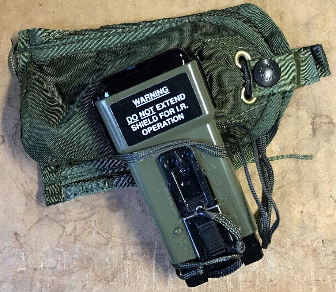 US Army Military FRS IR MS 2000M DISTRESS Storbe Blitzlicht LIGHT MARKER
