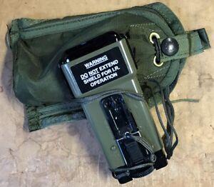 Us Army Military Frs Ir Ms 2000m Distress Storbe Blitzlicht Light Marker äSthetisches Aussehen Feuer, Licht & Wärme Funsport