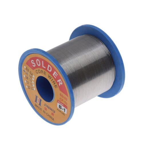 Lötzinn Lötdraht Zinn Draht Solder Wire 250g 1mm 0.5mm Bleifrei Löt Flussmittel