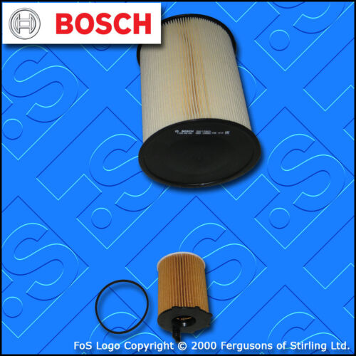 SERVICE KIT for FORD FOCUS MK3 1.6 TDCI BOSCH OIL AIR FILTERS (2010-2017)