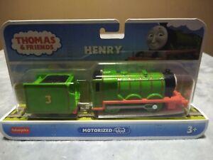 Thomas-amp-Friends-TrackMaster-Henry-Motorized-Engine-Fisher-Price-2020-NEW