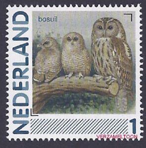 NVPH-2791-Aa-7-PERSOONLIJKE-POSTZEGEL-VOGELS-Nr-52-BOSUIL-2013-postfris