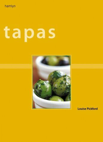 Tapas (Hamlyn Cookery), Pickford, Louise, Used; Good Book